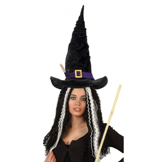 Heksen verkleed accessoires set klein