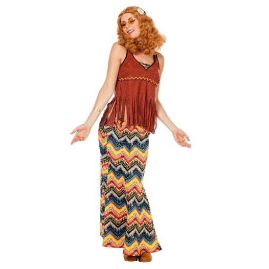 Hippie rok en top voor dames