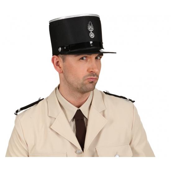 Hoge politie pet