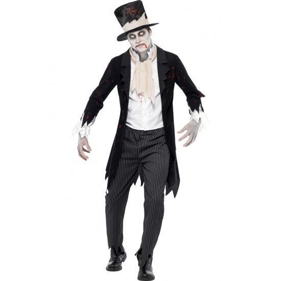 Horror bruidegom kostuum