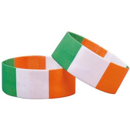 Ierland fan armbandje