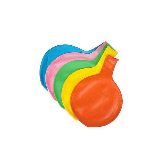 Jumbo ballon oranje 65 cm