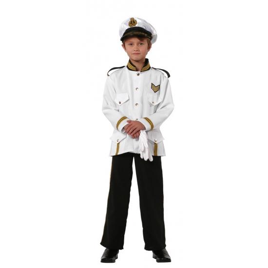 Kapitein kostuum voor jongens