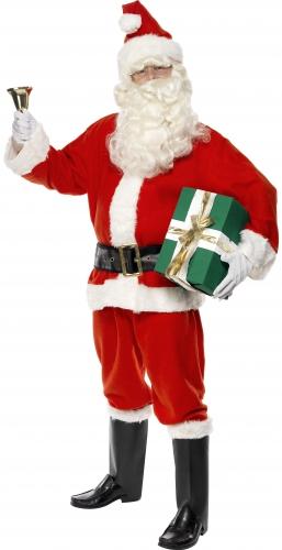Kerstmannen outfit voor mannen