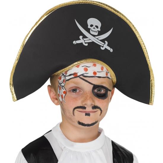 Kinder piraten hoeden