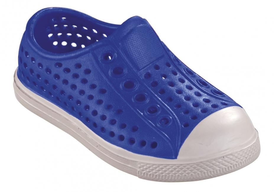 Kinder waterschoentjes blauw extra licht