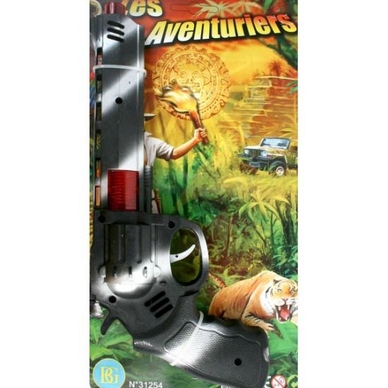 Kinderspeelgoed legerpistool