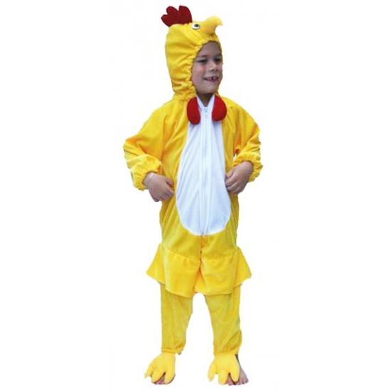 Kippenpak geel voor kinderen