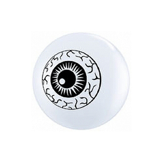 Kleine ballon oog 13 cm