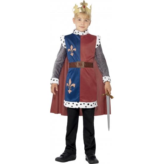 Koning verkleedkostuum voor kids