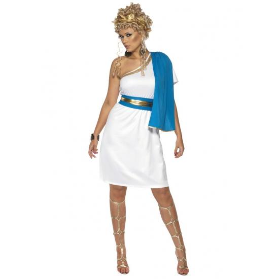 Korte Griekse jurk voor vrouwen