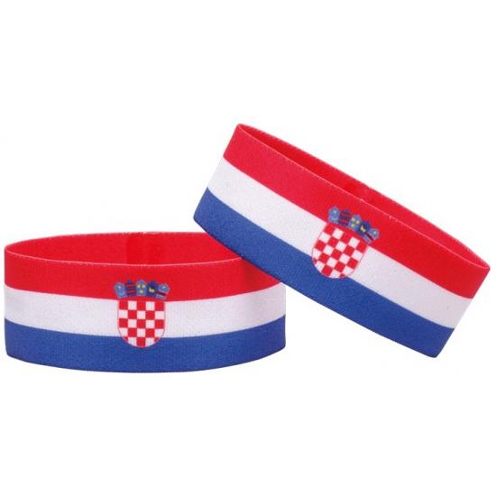 Kroatie fan armbandje