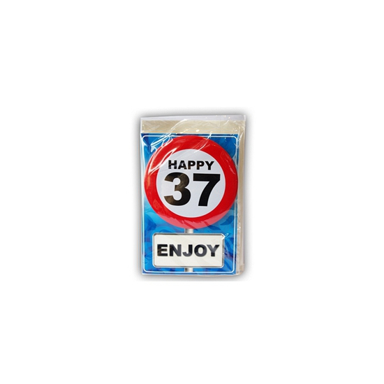 Leeftijd ansichtkaart 37 jaar