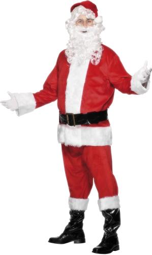 Luxe kerstmanpak