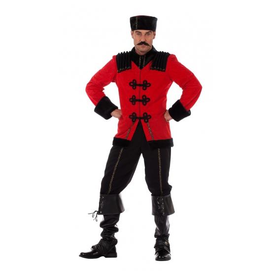 Luxe Kozak kostuum voor heren
