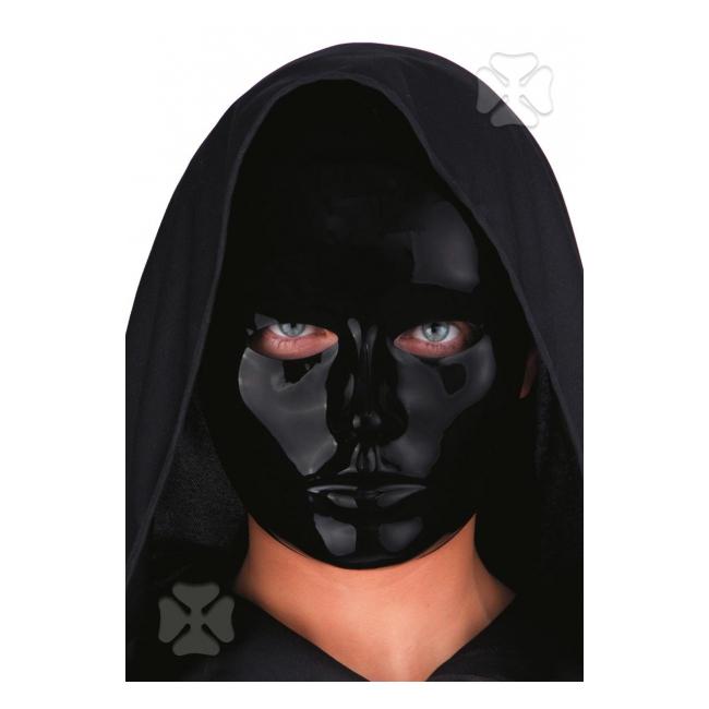 Mensen masker zwart