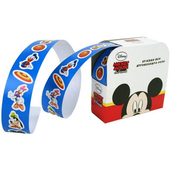Mickey Mouse stickers 150 stuks