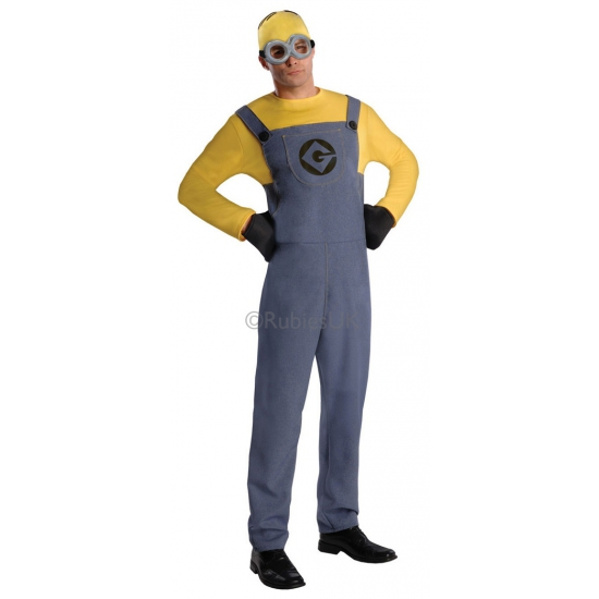 Minions outfit voor heren