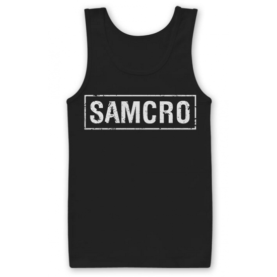 Movie tanktop SAMCRO