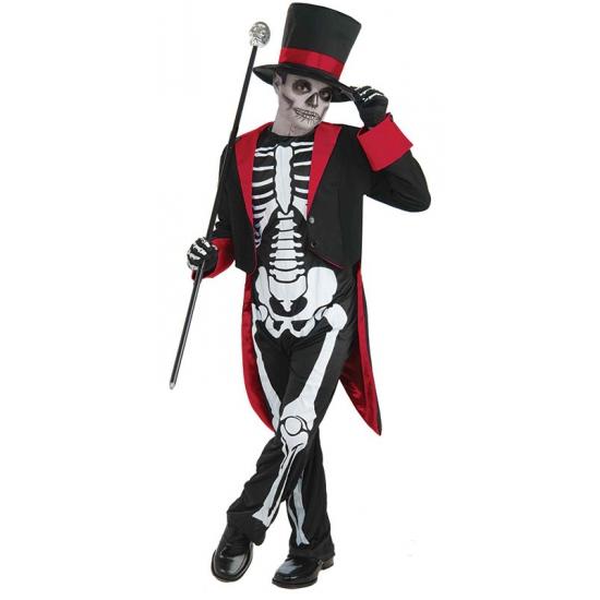 Mr  Bone Jangles verkleed kostuum voor kids