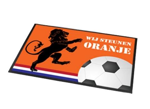 Nederlands elftal deurmatten 60x40 cm