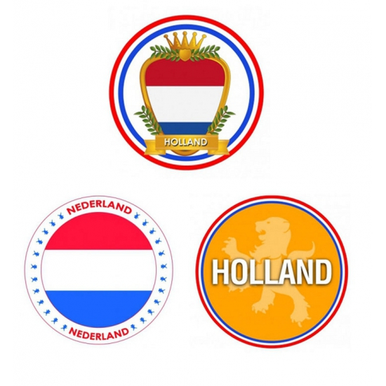 Nederlandse bierviltjes pakket 30 stuks