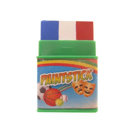 Nederlandse vlag schmink