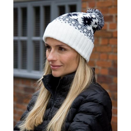 Noorse winter muts voor dames