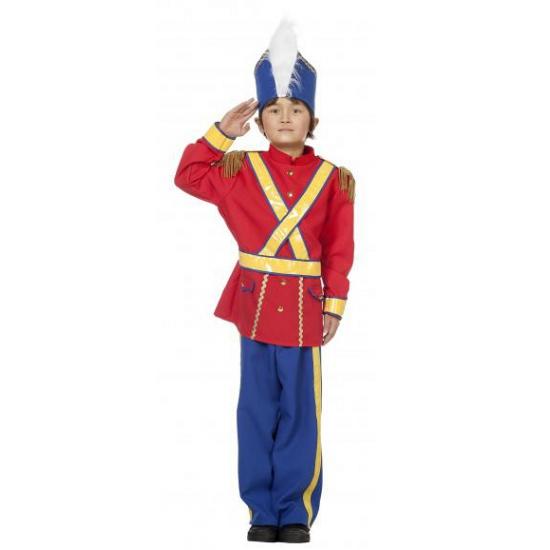 Notenkraker kostuum voor kinderen