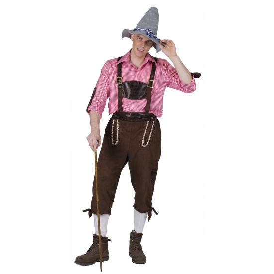 Oktoberfest broek voor mannen