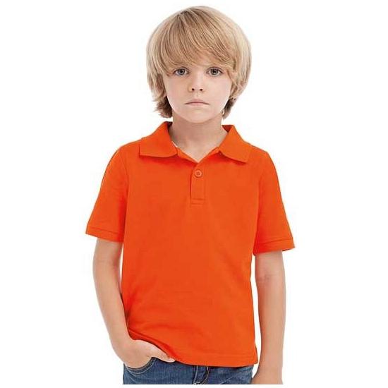Oranje kinder t shirt