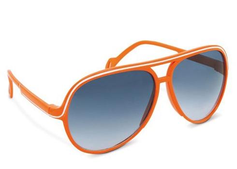 Oranje supporters zonnebril