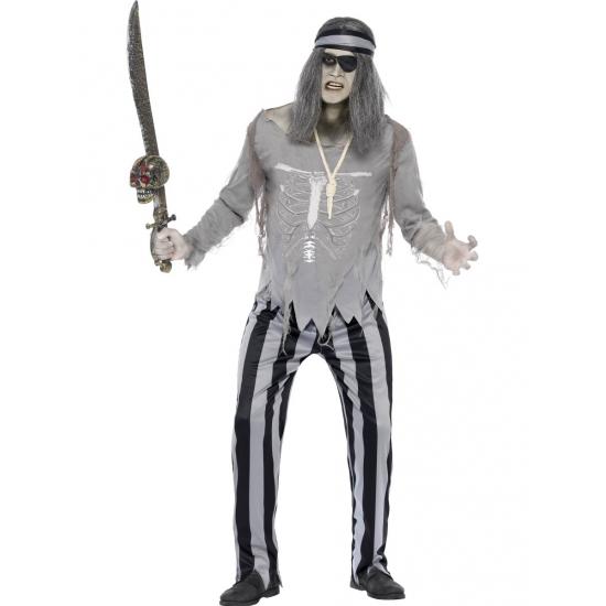 Piraten geest kostuum voor heren