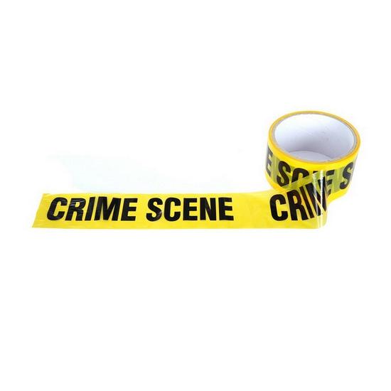 Plastic markeerlint Crime Scene