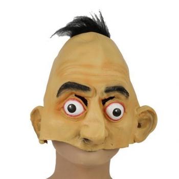 Plastic masker half gezicht