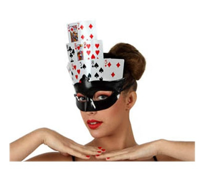 Poker maskers