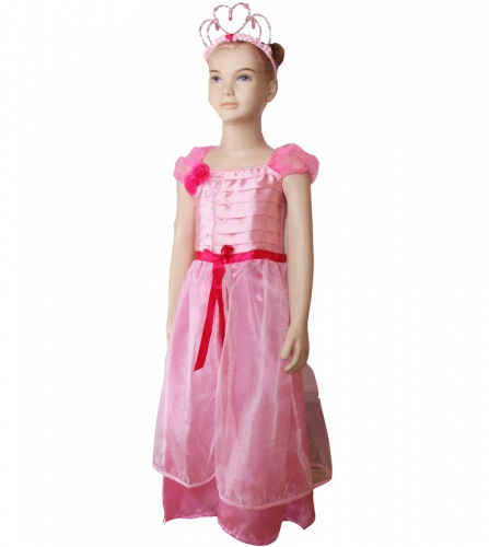 Prinses Seraphina outfit voor kind