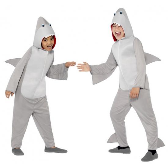 Pyamapak haai voor jongens en meiden