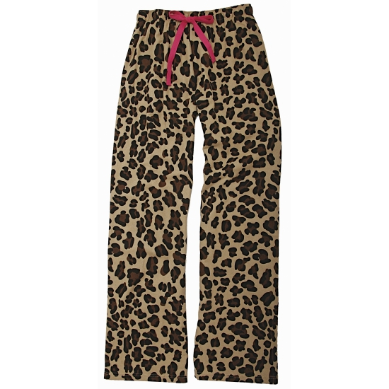 Pyjamabroek luipaard