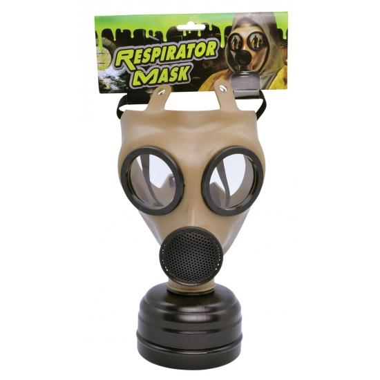 Realistisch gasmasker
