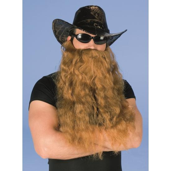 Rockster baard bruin