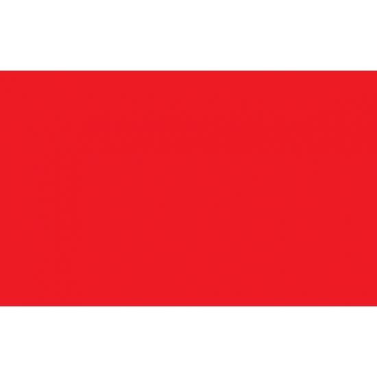 Rode polyester vlag 150 x 90 cm
