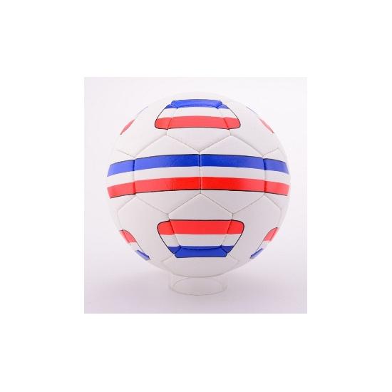 Rood wit blauwe voetbal