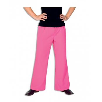 Roze broek voor heren