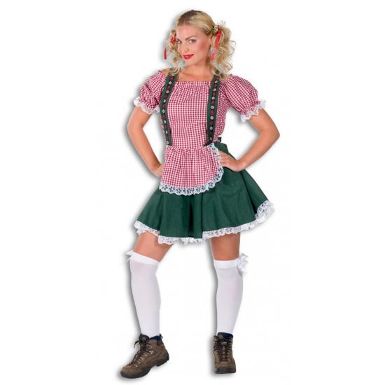 Sexy Tiroler dirndl dames