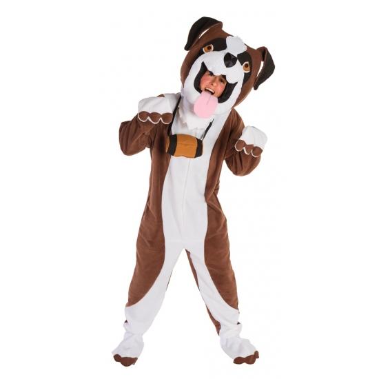 Sint Bernard hond kostuum