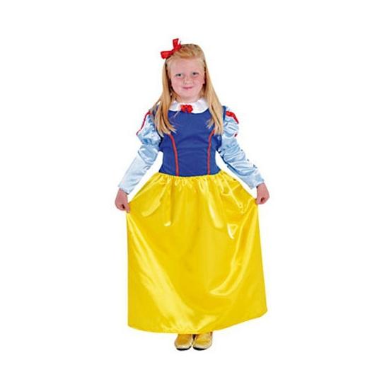 Sneeuwwitje kostuum voor meisjes