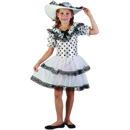 Spaanse jurk Belle voor meisjes