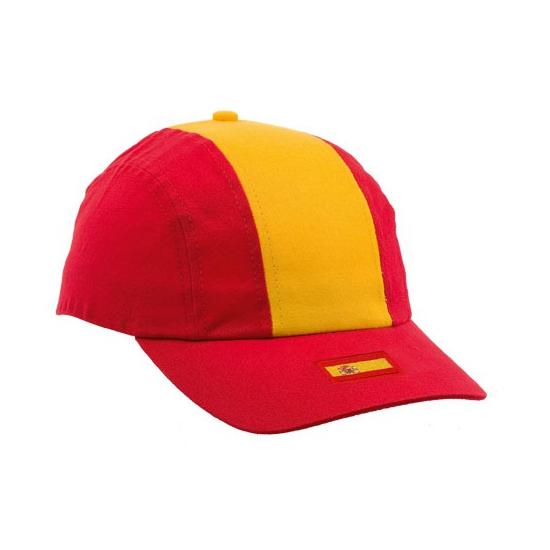 Spaanse vlag cap