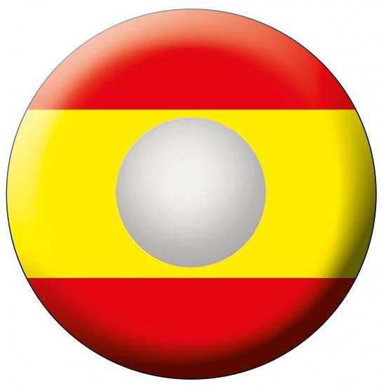 Spaanse vlag feestlenzen